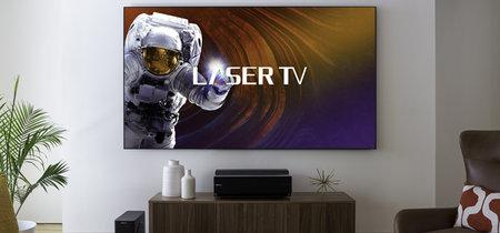 Hisense amplía su gama de Smart Láser TV con tres nuevos modelos y tamaños de 88 a 120 pulgadas