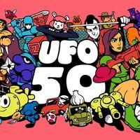 UFO 50 es la última locura del creador de Spelunky