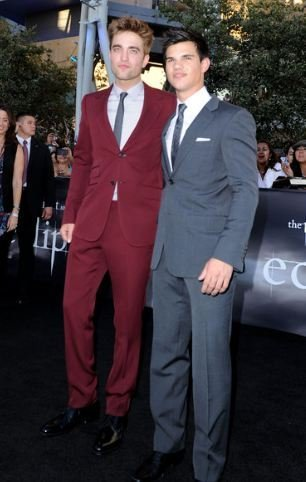 Consigue el look: Robert Pattinson y Taylor Lautner