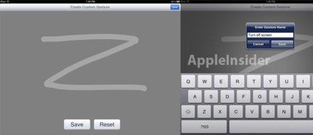 Gestos personalizados en iOS 5
