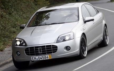 Bitter Vero V8, un Holden Statesman algo más caro