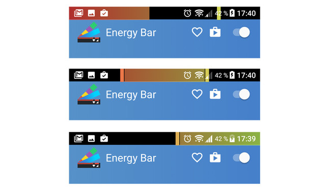 Energy Bar Ubicaciones
