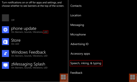 ¿Notificaciones LED y lápices digitales en los teléfonos de Microsoft? Con Windows 10 será posible