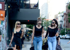 Kendall Jenner, Gigi Hadid y Hailey Baldwin te dan ideas para tus looks de verano ¡apunta, apunta!