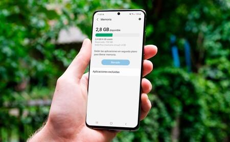 Más memoria RAM con una actualización: Samsung expande su RAM Plus a móviles que no lo necesitan
