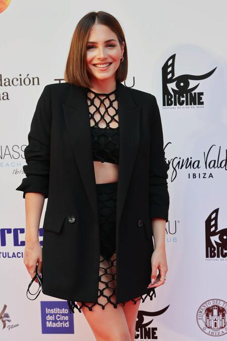 Alfombra roja del Festival de Cine de Ibiza: Andrea Duro, Itziar Castro y Eva Isanta ya piensan en verano con sus looks