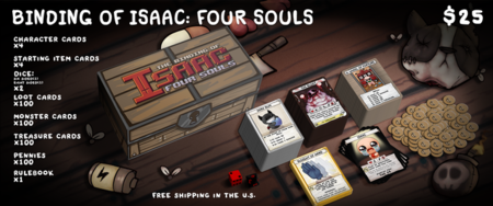 The Binding Of Isaac Four Souls 03