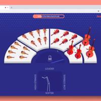 Dirigir una orquesta en tu navegador es el último experimento de inteligencia artificial que te propone Google