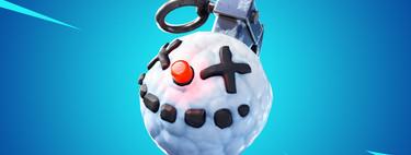 La granada fresquera y compatibilidad de mandos con el móvil, todas la novedades del parche v7.30 de Fortnite