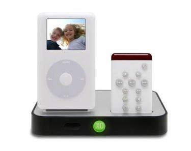 Conecta tu iPod a la tele y a la cadena con HomeDock
