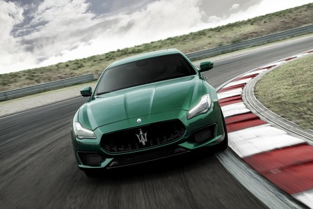 Maserati Quattroporte Trofeo 2