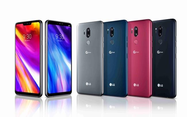 El nuevo LG G7 ThinQ por sólo 645 euros con este código de descuento