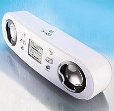 Philips MP3 Alarm, despiertate con tu música preferida