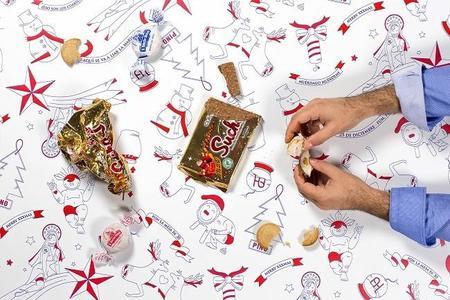 OH!Xmas, viste tu mesa con la Navidad más gamberra