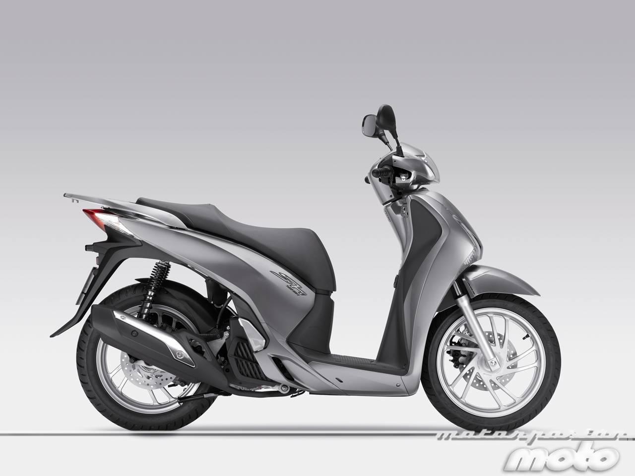 Foto de Honda Scoopy SH125i 2013, prueba (valoración, galería y ficha técnica)  - Fotos Detalles (32/81)