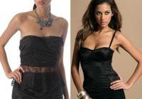 Tendencias en vestidos de fiesta IV: corsés
