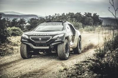 Peugeot cierra filas y niega problemas en el desarrollo del 2008 DKR