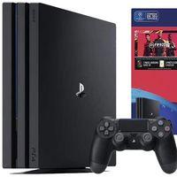 Date un capricho con la PS4 Pro y FIFA 20, en tuimeilibre, por sólo 389 euros