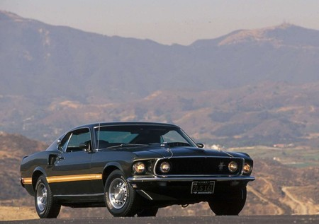 Ford Mustang Mach 1 1969 1280 02