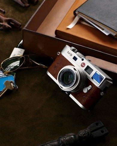 Leica M9 Nieman Marcus Edition, lujo fotográfico en una edición limitadísima