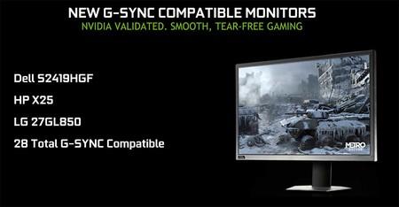 G Sync Compatible Computex 2019 Update Copia