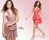Vestidos de fiesta H&M Primavera 2011: guapa por poco dinero