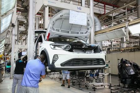 Volkswagen Nivus Produccion 4