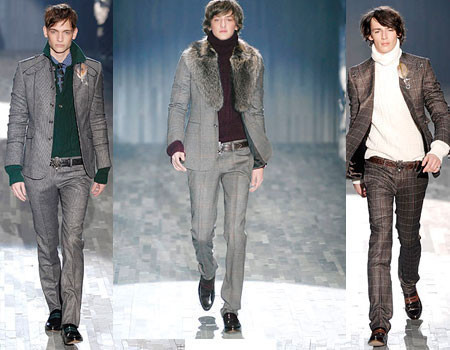 Gucci en la Semana de la Moda de Milán Masculina