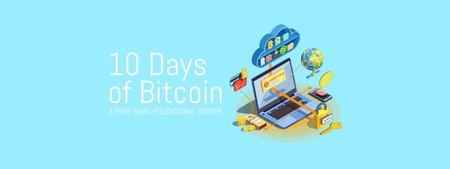 10 dias de bitcoin