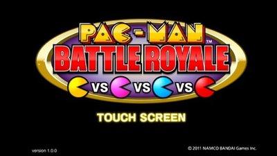 'Pac-man Battle Royale'. Descarga su demo para iPad