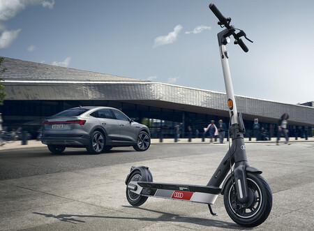 Audi Escooter Patinete Electrico 2021 2