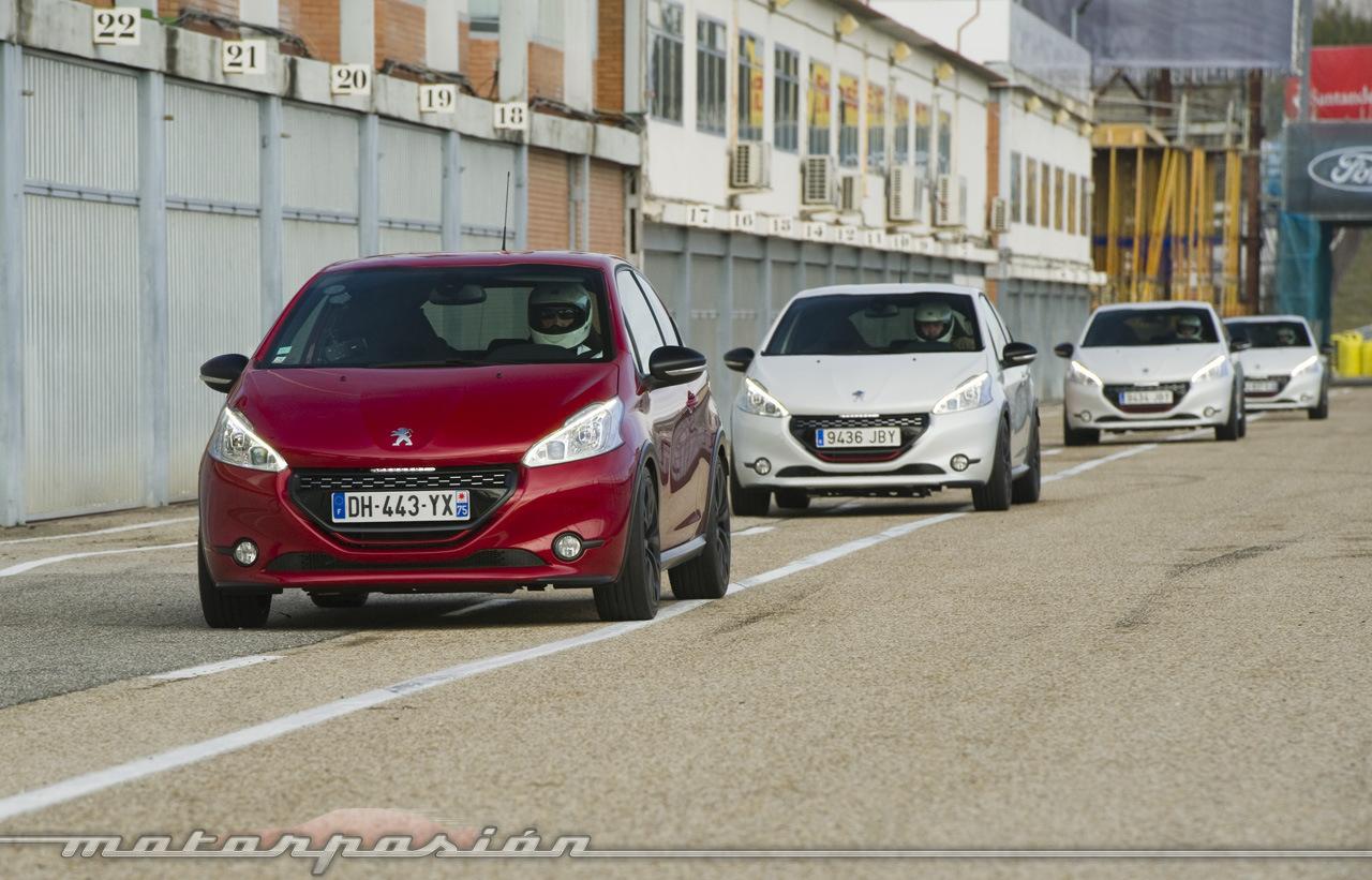 Foto de Peugeot 208 GTi 30th, toma de contacto (1/23)