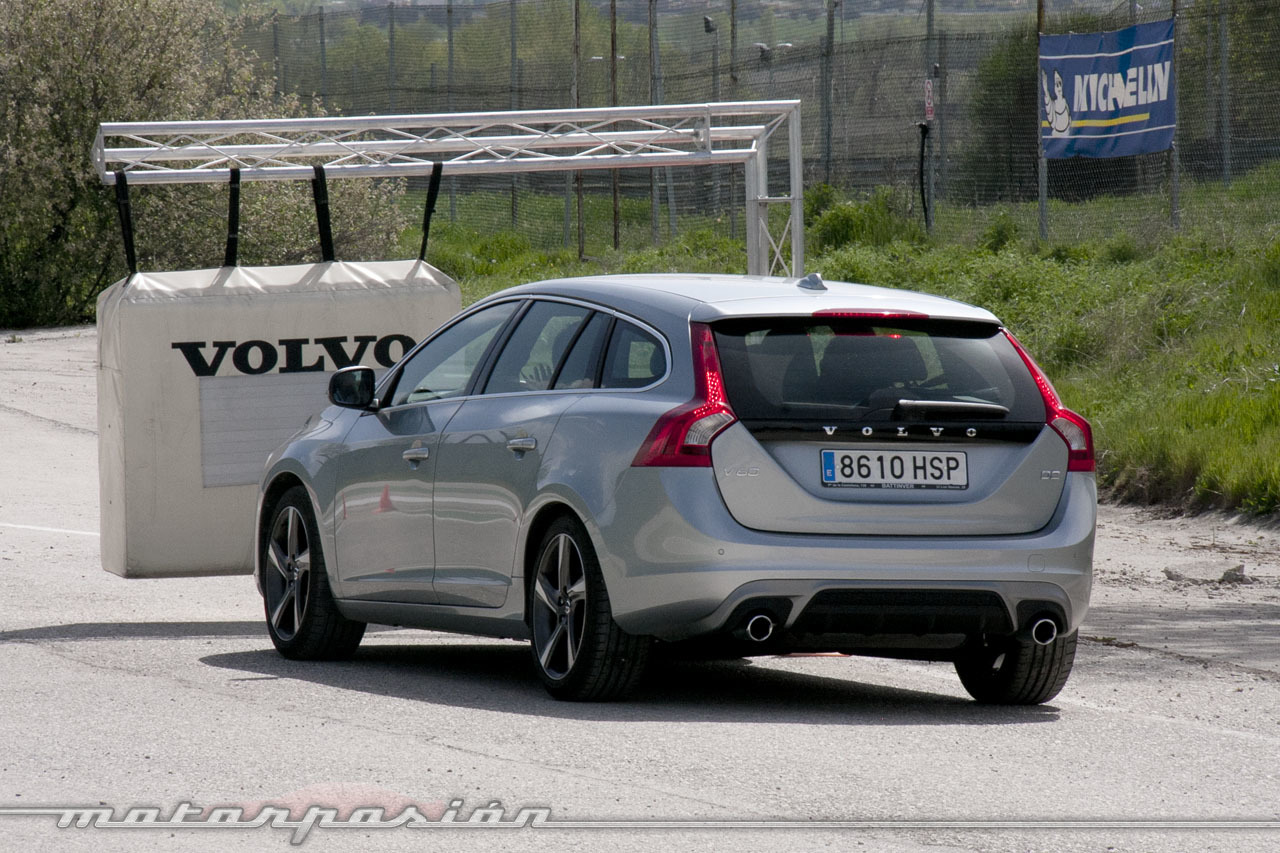Foto de Volvo Jornadas de Conducción Segura 2014 (7/22)