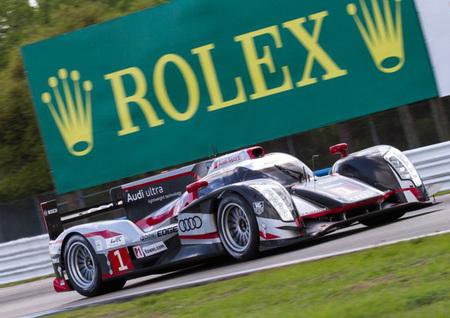 Triplete de Audi en la clasificación de las 12 horas de Sebring
