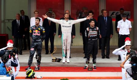 Lewis Hamilton suma la primera victoria de la temporada en el GP de Mónaco de F1
