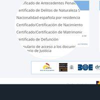 Cómo solicitar el certificado de nacimiento online