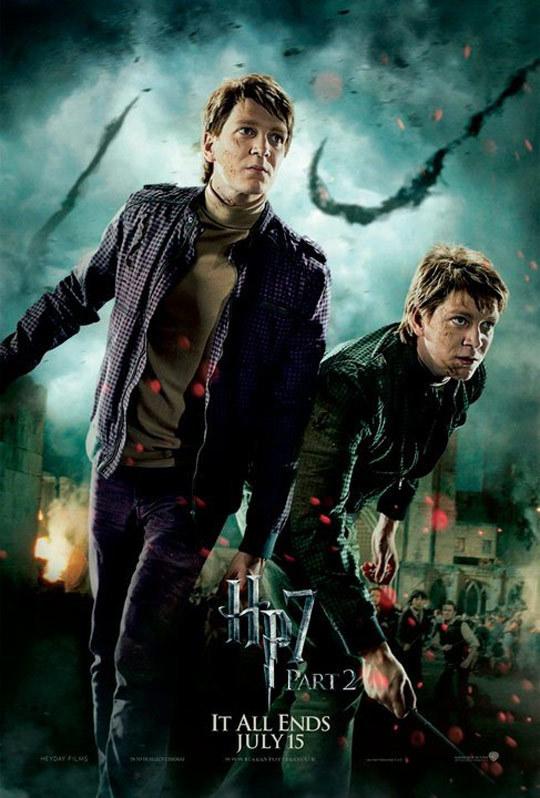 Foto de 'Harry Potter y las reliquias de la muerte. Parte II', nuevo y espectacular tráiler y carteles (19/21)