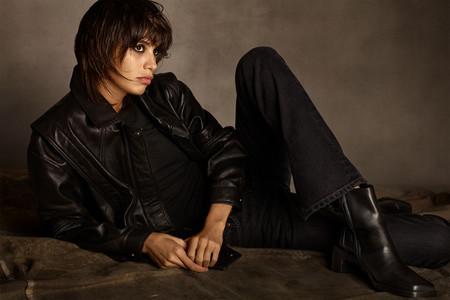 Lo nuevo de Zara Scenes viste a Mica Argañaraz con total looks de color negro demostrando el poder de esta tonalidad