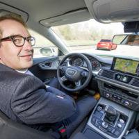 La tecnología de conducción autónoma de Audi ya se ha probado en Alemania