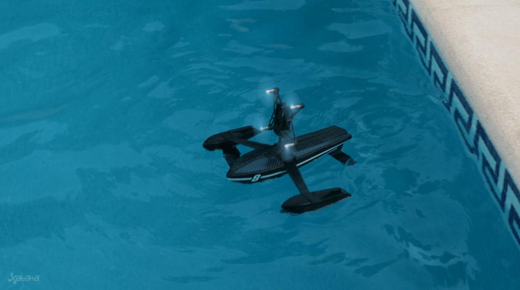 Parrot Hydrofoil Drone 1