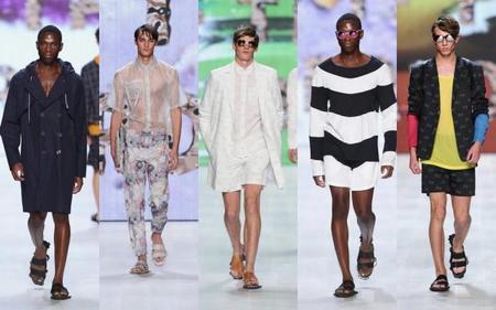 Giorgio Armani Semillero De Talentos Diseñadores Patrocinados Trendencias Hombre