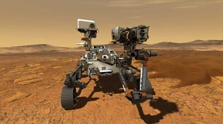 Perseverance revela otro secreto: la NASA ocultó una 'foto familiar' en el rover que trabaja en Marte recolectando muestras