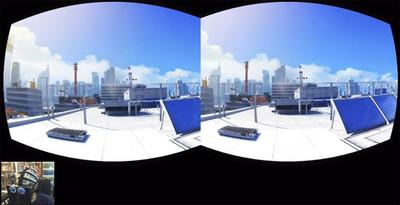 'Mirror's Edge' y Oculus Rift nos ofrecen la alegría del día
