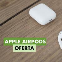 La segunda generación de los auriculares Bluetooth de Apple rebajadísimos con este cupón: llévate unos AirPods con 60 euros de descuento