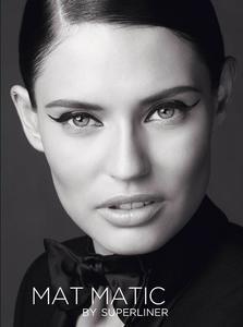 Delineado mate y perfecto con el nuevo Super Liner Mat Matic de L'Oréal