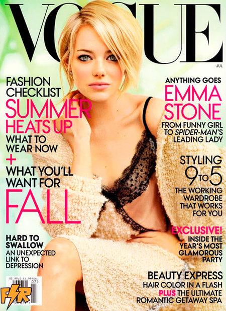 Vogue Vs Teen Vogue: ¿con qué faceta de Emma Stone nos quedamos?