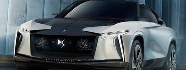 DS Aero Sport Lounge: el lujo en Grupo PSA será eléctrico y autónomo
