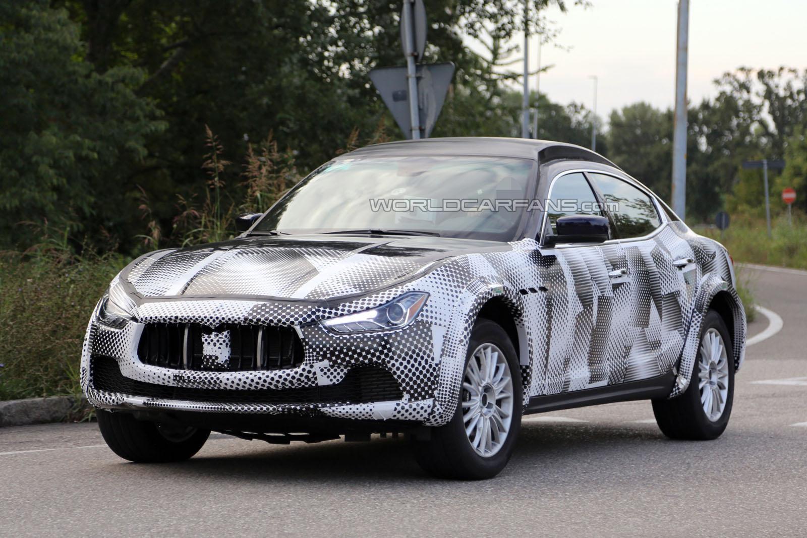 Foto de Maserati Levante (2/18)