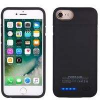 Funda Mbuynow para iPhone 6, 6S y 7, con batería integrada, por sólo 14,29 euros con este cupón de descuento