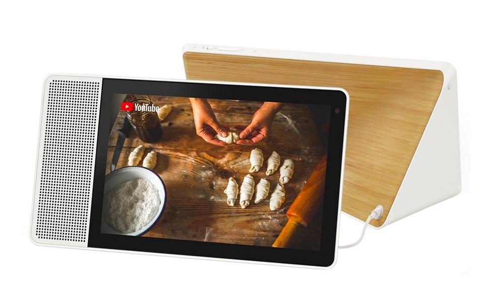 """Chollazo: el asistente virtual con pantalla Lenovo Smart Display 10"""" lleva una rebaja de 170 euros en los Outlet Days de MediaMarkt"""
